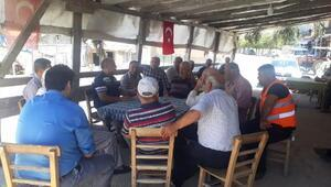 Kozan Belediyesi, Göller Yaylasındaki vatandaşların sorunlarını dinledi