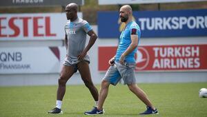 Trabzonspor, Kayserispor deplasmanında Nwakaeme sakat...