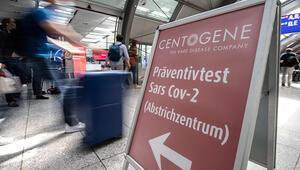 Tatilden dönene, havaalanında ücretsiz test imkânı