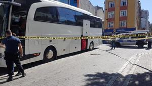 Otobüs şoförünün ölüm uykusu