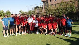Gençlerbirliği, Beşiktaş maçına hazır