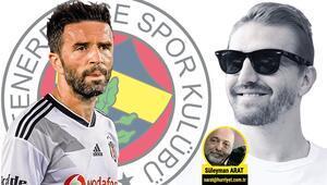 Beşiktaşın sağ beki Gökhan Gönül, Fenerbahçeye dönüyor