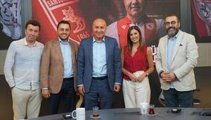 Yüksel Yıldırım: Samsunsporu Süper Ligde şampiyon yapacağım
