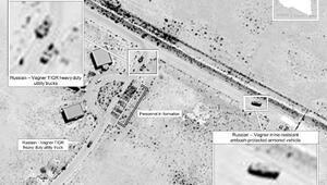Son dakika... Rusyanın Libyadaki askeri ekipmanları görüntülendi