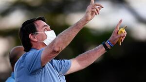 Son dakika... Brezilya Devlet Başkanı Bolsonaronun 4. Covid-19 testi negatif çıktı