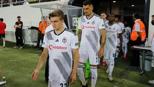 Gençlerbirliği-Beşiktaş maçından en özel kareler