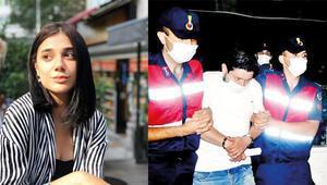 Pınar'ın katiline boşanma davası