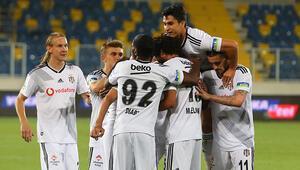 Gençlerbirliği 0-3 Beşiktaş (MAÇIN ÖZETİ VE GOLLERİ)