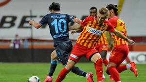 Kayserispor 1-2 Trabzonspor | Maçın özeti ve golleri