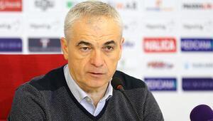 Sivasspor teknik direktörü Rıza Çalımbay: Güzel bir sezon geçirdik