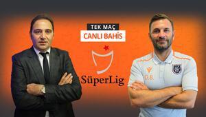 Şampiyon Başakşehir, sezonu Kasımpaşada noktalıyor Öne çıkan iddaa tahmini...