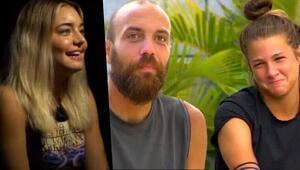 Survivor Aycandan Nisa ve Sercan itirafı