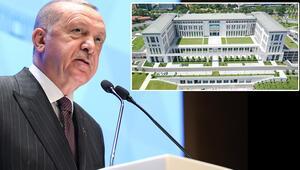 Son dakika... İstanbulda dev MİT binası Cumhurbaşkanı Erdoğandan kritik istihbarat uyarısı