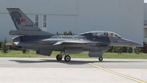 F-16 uçakların ömrü uzuyor
