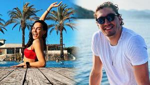 Cedi Osman ve Ebru Şahin çiftinden ilk paylaşım Ünlü çiftlerin boy farkı ne kadar