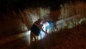 Su kanalında erkek cesedi bulundu, darp izine rastlandı