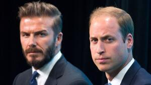 David Beckham ve Prens Williamdan mental sağlık kampanyası