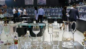 Uluslararası züccaciye sektörü İstanbulda buluşacak