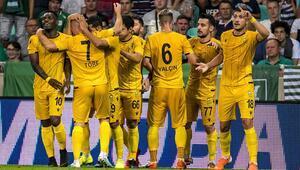 UEFA Avrupa Ligine katılan Anadolu takımlarının yüzü gülmedi