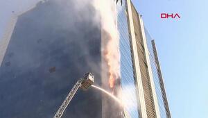 Son dakika haberi: Ankarada korkutan yangın