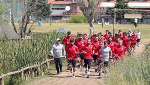 Samsunsporda yeni sezon hazırlıkları sürüyor