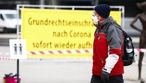 Almanyadan kritik koronavirüs testi kararı