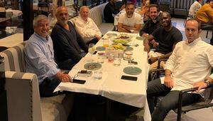 Fenerbahçe eski başkanı Aziz Yıldırım ile Moussa Sow bir araya geldi