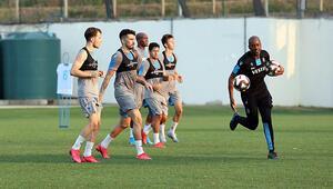 Trabzonsporda Alanyaspor mesaisi sürüyor