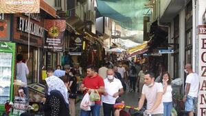 Beypazarı'nda turist yoğunluğu