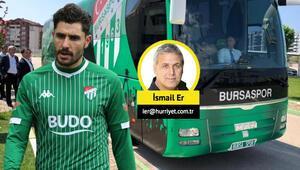 Bursasporda Özer Hurmacı krizinin perde arkası: Döverler diye otobüse almamış