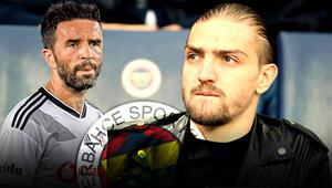 Son Dakika Transfer Haberleri | Beşiktaşta Ahmet Nur Çebiden Caner Erkin ve Gökhan Gönül açıklaması