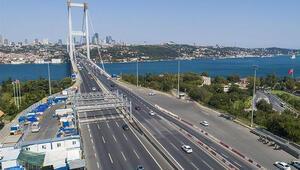 Köprü ve otoyollar bayram süresince ücretsiz