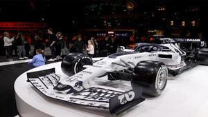 Formula 1in yeni takımı AlphaTauri Kapıları Açtı