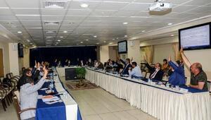 Kırklarelide Merkez Av Komisyonu toplandı