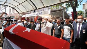 Şehit Er Samet Çaldır, Bursada uğurlandı