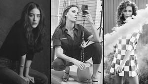 Siyah Beyaz Fotoğrafları İle Meydan Okuma Akımına Destek Veren Ünlüler