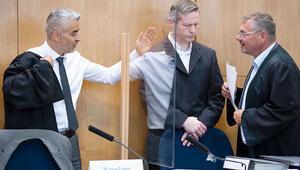 Irkçı sanık Alman avukatını azletti, sadece Türk avukat savunacak