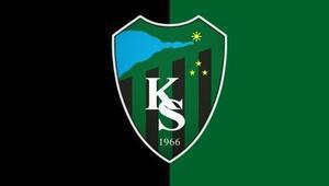 Kocaelisporda yardımcı antrenörün Kovid-19 testi pozitif çıktı Burunga Tesisleri karantinada...