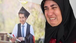 Annenin feryadı Sınav sonucunu öğrendi, ortadan kayboldu