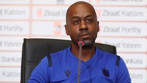 Eddie Newton: Trabzona kupayla dönmek istiyoruz