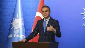 AK Parti Sözcüsü Çelik: Atatürkü kendine kalkan yapanlar onu istismar ediyor