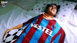 Trabzonspordan duygulandıran forma tanıtımı