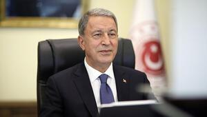 Bakan Akar: Türkiyenin dahil edilmediği enerji projeleri başarısızlığa mahkumdur