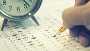 Sınavdan erken çıkarılan adaylar için ek puan