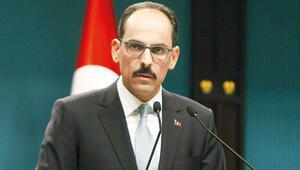 Kalın: Rejim tartışması suni gündem