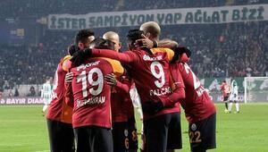 Para Liginin şampiyonu Galatasaray
