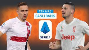 Merih Demiral 199 gün sonra sahada Juventusun Cagliari deplasmanında iddaa oranı...