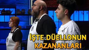 MasterChefte düelloyu kimler kazandı 28 Temmuz MasterChef Türkiye 12. bölümde elenen isimler
