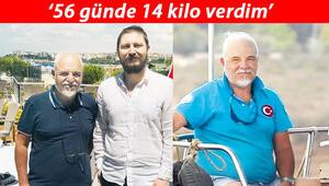 'Murat Reis' adlı katamaranla Eritre'de mahsur kalan İbrahim Iğnak Hürriyet'e konuştu: 56 günde 14 kilo verdim