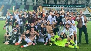 Fatih Karagümrük 36 yıllık Süper Lig hasretine son vermek istiyor